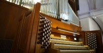 Hybrid Organ Video: Jason M. Gunnell plays: 'Psalm 19' (Benedetto Marcello).
