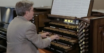 Thomas Strickland plays: 'Carillon' (Louis Vierne).